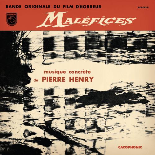 La Mort Musique - Pierre Henry