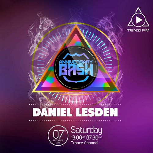 Daniel Lesden - The Guest Mix @ Tenzi FM Anniversary Bash 2013