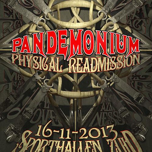 Dione & Predator - Pandemonium - Physical Readmission (16-11-2013)