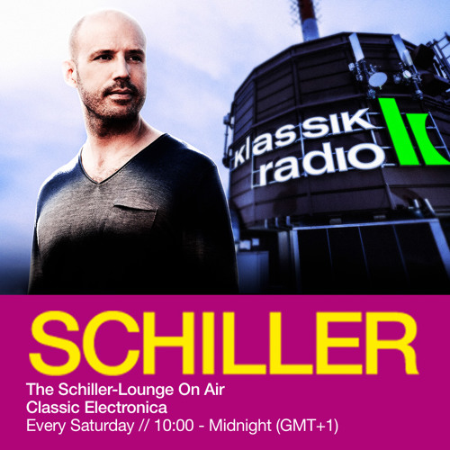 SCHILLER // KLASSIK LOUNGE // every saturday 10:00pm-midnight (GMT+1) // OFFICIAL TRAILER