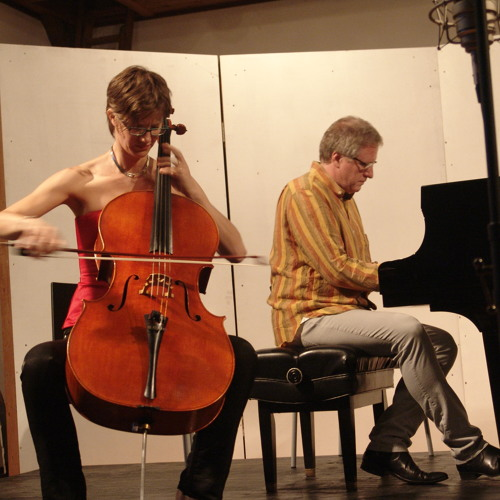 Classical Improv, Andrew Waggoner, piano and Caroline Stinson, cello