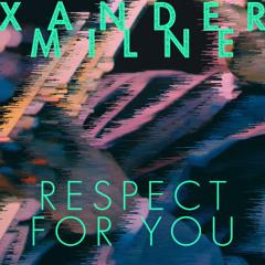 Respect For You [Discobelle Exclusive]