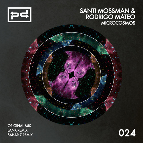 [PSDI 024] Santi Mossman & Rodrigo Mateo - MicroCosmos (Sahar Z Remix) - [Perspectives Digital]