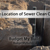 The Location of Sewer Clean Outs - BudgetMyBuild.co