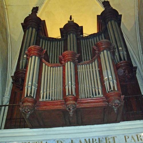 """Cinq Images sur le Choral """"Vom Himmel Hoch"""" pour Orgue seul"""
