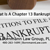 Attorney Jonathan Simon Explains A Chapter 13 Bankruptcy in Arizona