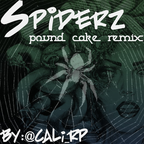 SPIDERZ ( POUND CAKE REMIX )