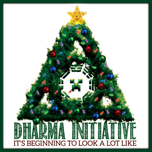 It's Beginning To Look A Lot Like Christmas (Dharma Initiative Trap Remix)
