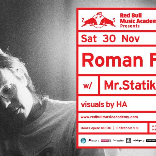 30.11.13   Roman Flügel @ six d.o.g.s