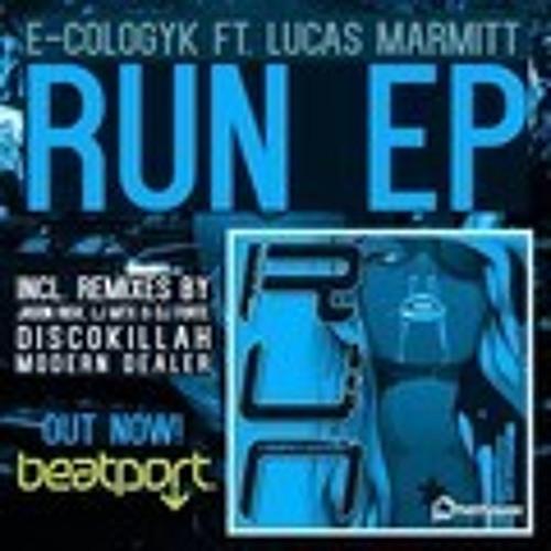 E-Cologyk feat. Lucas Marmitt - RUN (Jason Risk, DJ Forte, LJ MTX Remix) * OUT NOW *