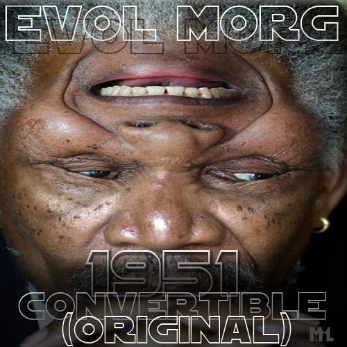 1951 Covertible (Original)- Evol Morg