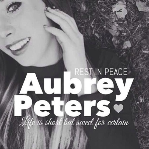 Too Young (R.I.P Aubrey Peters)