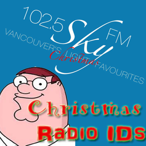 Sky FM Christmas Radio ID (feat. Peter Griffin)