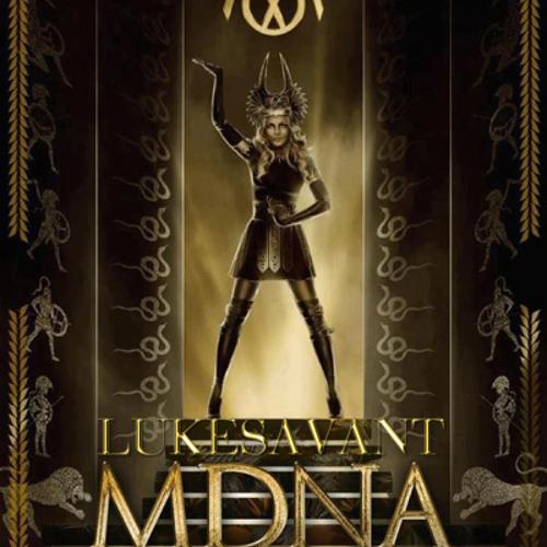 Let Down Your Guard (Lukesavant MDNA Mix)