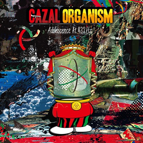 "Cazal Organism - ""Everything / Dreams Come True"" from Adolescence At 432Hz"