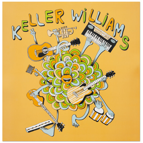 Moondance Jam - Keller Williams