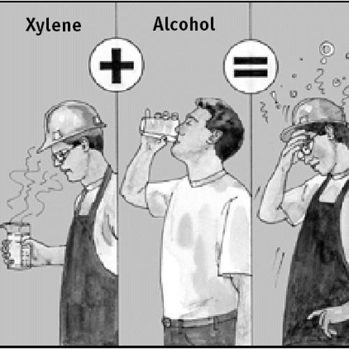 SYD VALENTINE FT SCADS - Xylene