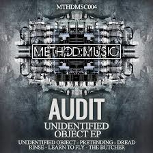 MTHDMSC004 > AUDIT - UNIDENTIFIED OBJECT EP