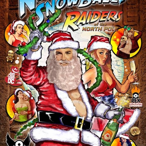 Naughty Snowball:  Raiders of the North Pole - Reinhold's Set