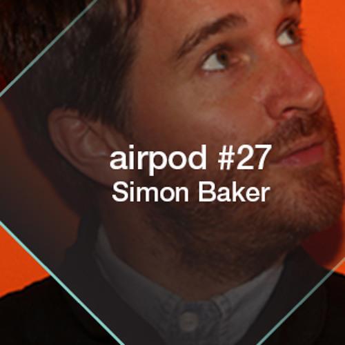 airpod 27 - Simon Baker