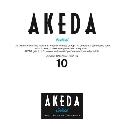 Day 10 : Akeda - Gallieni (Free Download)