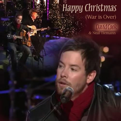 David Cook - Happy Christmas (War is Over)