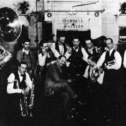 Chubb-Steinberg Orchestra Of Cincinnati - Blue Evening Blues / Horsey! Keep Your Tail Up