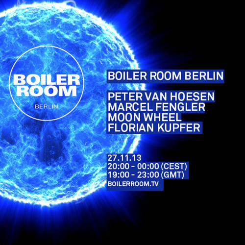Peter Van Hoesen DJ set Boiler Room Berlin
