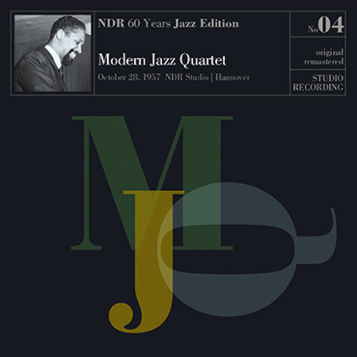 SN Modern Jazz Quartet 10 Autumn Medley