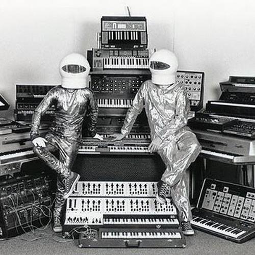 Dat Politics - Space Disco Mixtape