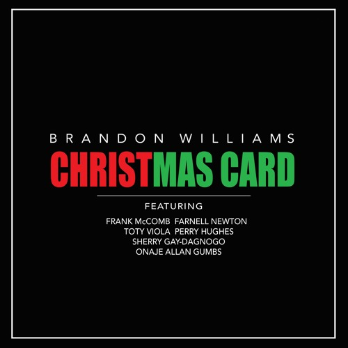 Christmas Time Is Here feat. Brandon Williams