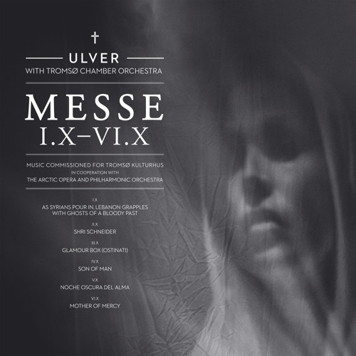 Ulver - Son of Man (from 'Messe I.X - IV.X)