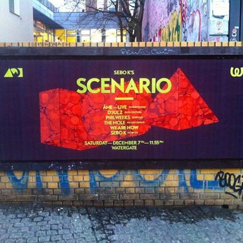 Phil Weeks Live @ Scenario - Watergate / Berlin (07.12.2013)
