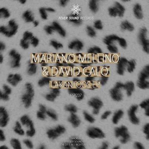 OUT NOW | David Calo & Mariano Mellino - Lakantoos EP