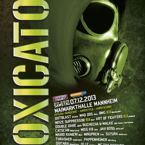 5 years Toxicator @ Maimarkthalle Mannheim, Germany 7.12.2013