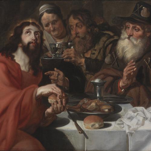 Museum Educator Horace Ballard on The Supper at Emmaus