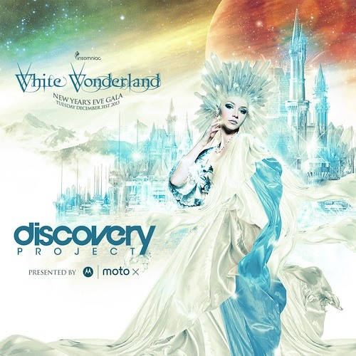 Discovery Project: White Wonderland 2013 Mix [MRVLZ MIX]