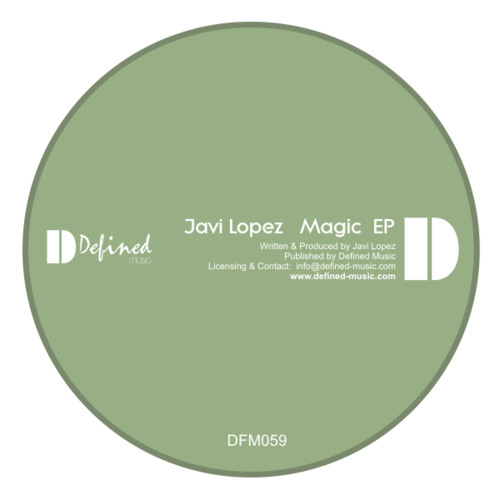 Javi Lopez - Magic