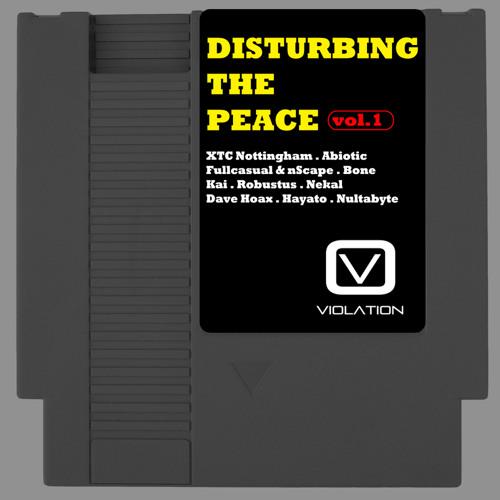 XTC Nottingham - Future Strategy - Disturbing The Peace Vol.1 - 19th December 2013
