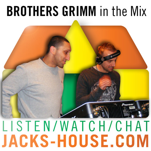 Brothers Grimm Tech House Mix from Jack's 10  Dec 2013