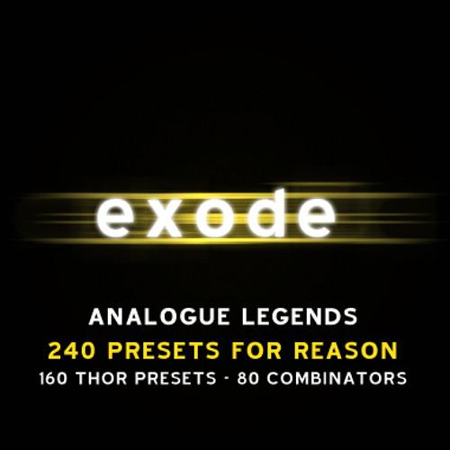 ReFill - Analog Legends Demo 1