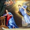 نحن نعطيكِ السلام مع غبريال الملاك - مرد الإنجيل لأول أحدين من شهر كيهك