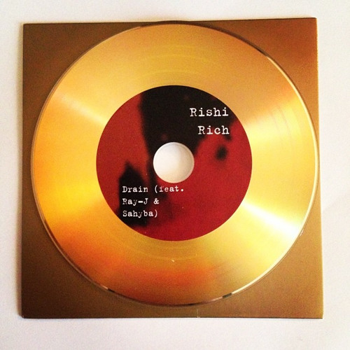 Drain - Rishi Rich Featuring Ray - J & Sahyba ( Snip)