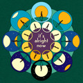 Bombay Bicycle Club It's Alright Now Artwork