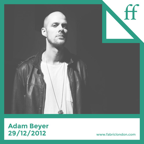 Adam Beyer - Recorded Live 29/12/12