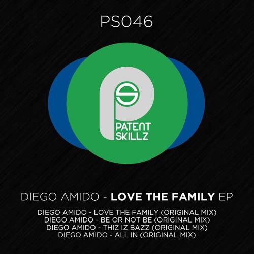 Diego Amido - All In (Original Mix) Cut [Patent Skillz]