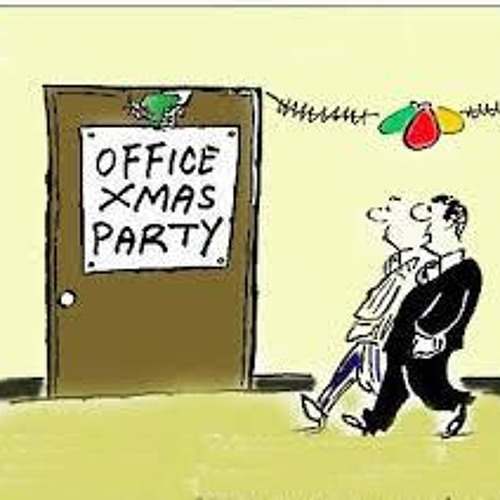 List O Mania: Tips On How To Survive The Christmas Work Party - Ryan Parker - 12/11/13