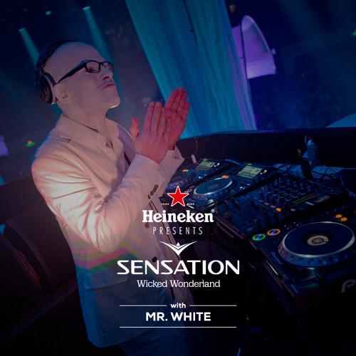 Mr. White @ Sensation Korea 2013 'Wicked Wonderland'