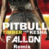 Pittbull Ft. Ke$ha- Timber (Fallon Remix)