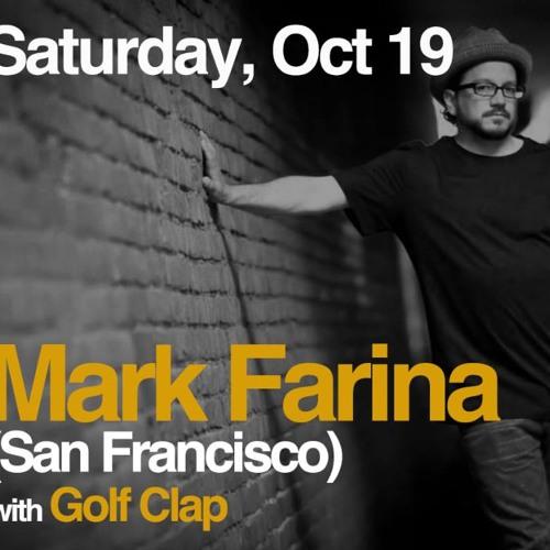 Mark Farina - Live @ Grasshopper (Detroit) 10-19-13